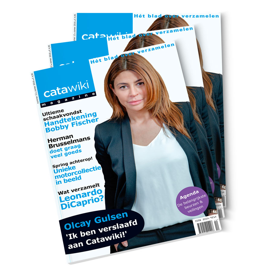 Catawiki-Magazine