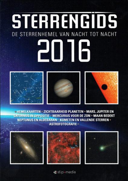2016 Sterrengids