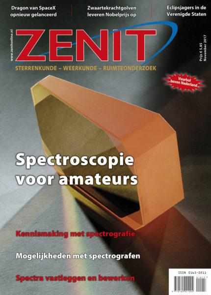Themanummer spectroscopie