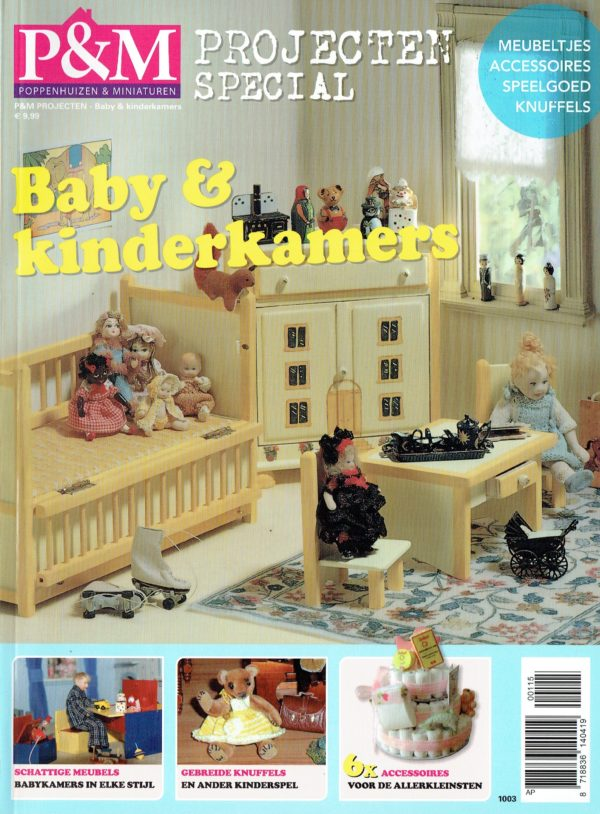 Baby- & kinderkamers