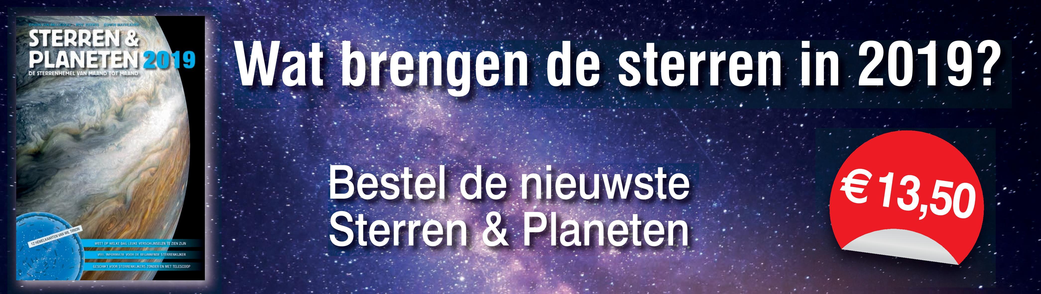 Sterren en Planeten 2019